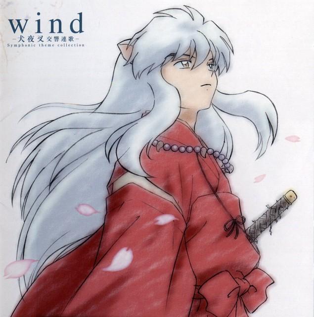 Rumiko Takahashi, Sunrise (Studio), Inuyasha, Inuyasha (Character), Album Cover