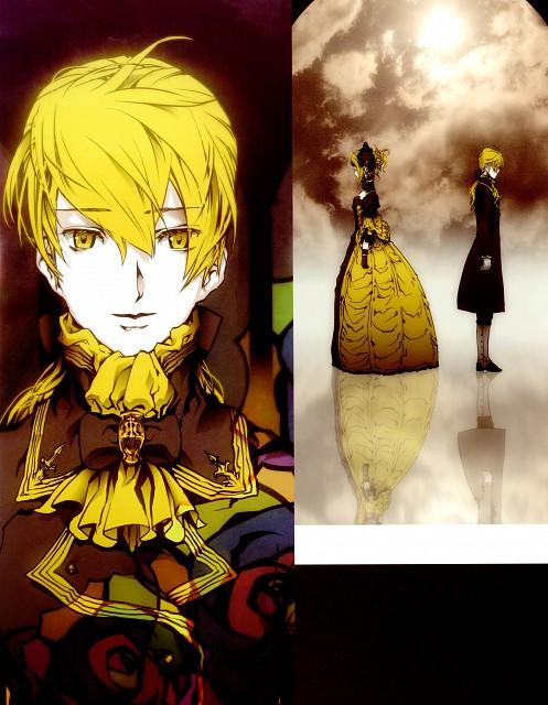 Nagimiso, Quantum Singer Illustrations Reactor Girl, Vocaloid, Len Kagamine, Rin Kagamine