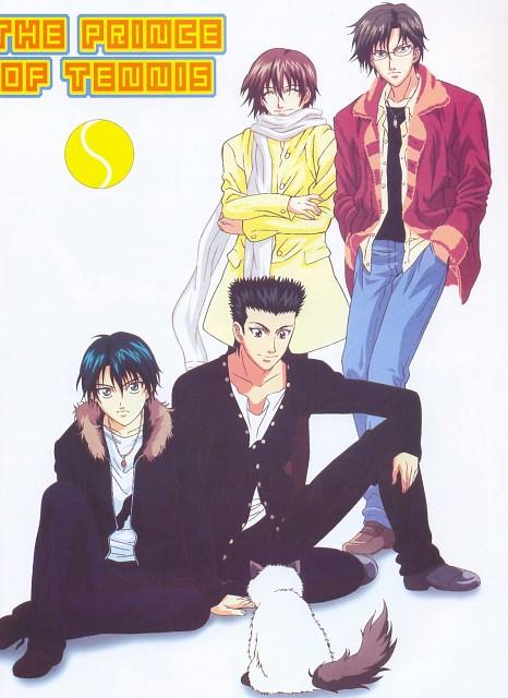 Takeshi Konomi, J.C. Staff, Prince of Tennis, Kunimitsu Tezuka, Karupin