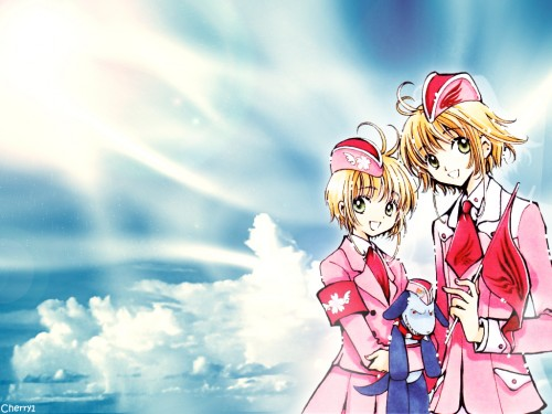 CLAMP, Bee Train, Kobato, Cardcaptor Sakura, Tsubasa Reservoir Chronicle Wallpaper