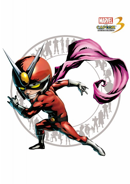 Capcom, Viewtiful Joe, Marvel vs Capcom 3