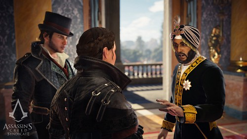 Ubisoft, Assassin's Creed Syndicate, Jacob Frye, Duleep Singh, Evie Frye