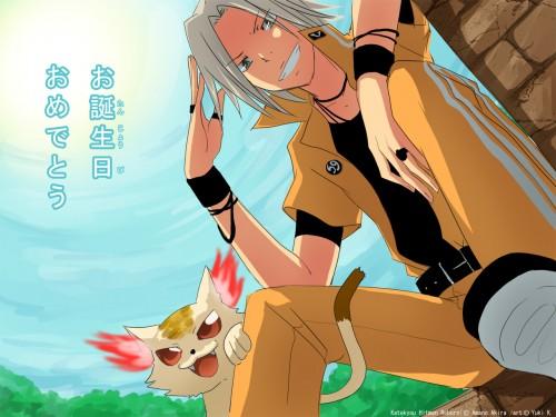Akira Amano, Artland, Katekyo Hitman Reborn!, Hayato Gokudera, Uri