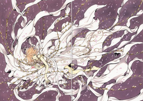 CLAMP, Bee Train, Tsubasa Reservoir Chronicle, Album de Reproductions 2, Sakura Kinomoto