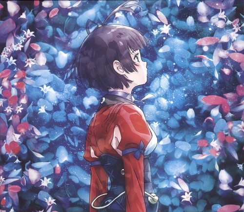 Production I.G, Koutetsujou no Cabaneri, Mumei, Album Cover