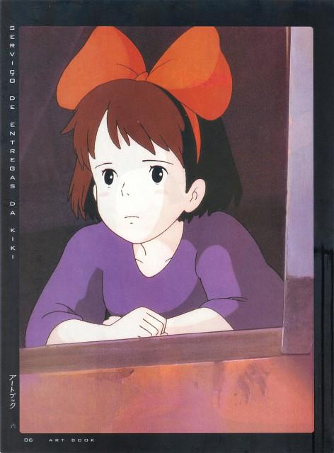 Studio Ghibli, Kiki's Delivery Service, Girls - Artbook VI, Kiki Okino
