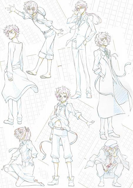 BONES, Bungou Stray Dogs, Kenji Miyazawa, Ranpo Edogawa, Doppo Kunikida