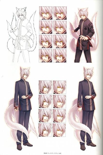 Yone Kazuki, Idea Factory, Studio Deen, Hiiro no Kakera, Yuuichi Komura