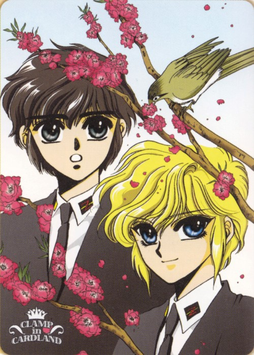 CLAMP, Studio Pierrot, CLAMP School Detectives, Nokoru Imonoyama, Akira Ijyuin