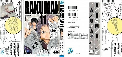 Takeshi Obata, Bakuman, Eiji Niizuma