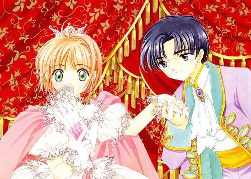CLAMP, Cardcaptor Sakura, Cardcaptor Sakura Illustrations Collection 2, Sakura Kinomoto, Eriol Hiiragizawa