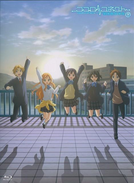 Silver Link, Kokoro Connect, Iori Nagase, Taichi Yaegashi, Yoshifumi Aoki