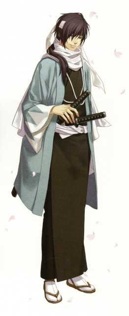 Yone Kazuki, Hakuouki Shinsengumi Kitan, Hajime Saitou (Hakuouki)