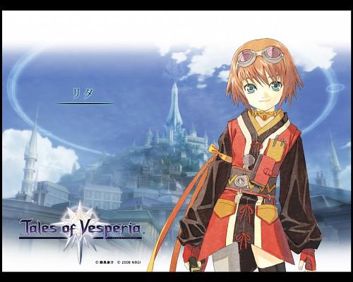 Kousuke Fujishima, Tales of Vesperia, Rita Mordio