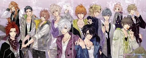 Udajo, Idea Factory, Brothers Conflict, Azusa Asahina, Subaru Asahina