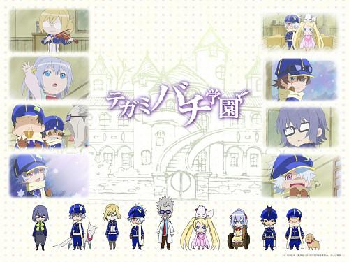 Hiroyuki Asada, Studio Pierrot, Tegami Bachi, Sylvette Suede, Zazie