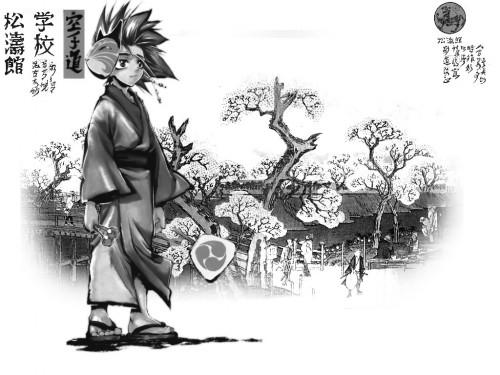 Nanae Chrono, Gonzo, Peacemaker Kurogane, Tetsunosuke Ichimura Wallpaper