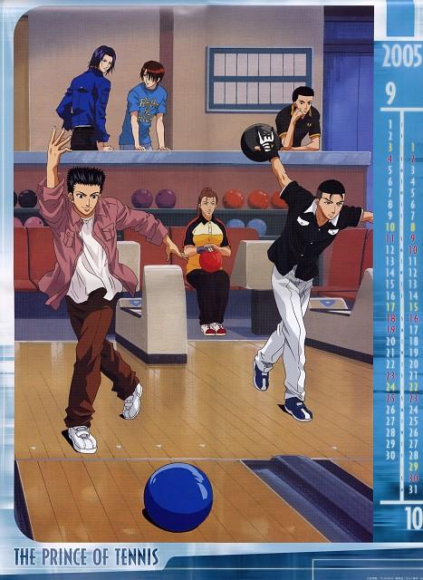 Takeshi Konomi, J.C. Staff, Prince of Tennis, Ryuuzaki Sumire, Shuichiro Oishi