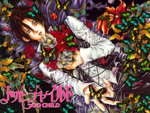 Kaori Yuki, Count Cain, Cain C. Hargreaves Wallpaper