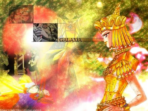 Naoko Takeuchi, Toei Animation, Bishoujo Senshi Sailor Moon, BSSM Original Picture Collection Vol. V, Sailor Galaxia Wallpaper