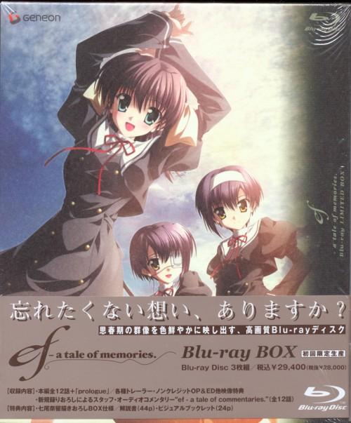 Naru Nanao, Shaft (Studio), ef - a fairy tale of the two., Chihiro Shindou, Miyako Miyamura