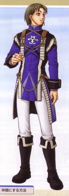 Fumi Ishikawa, Konami, Suikoden III, Sasarai