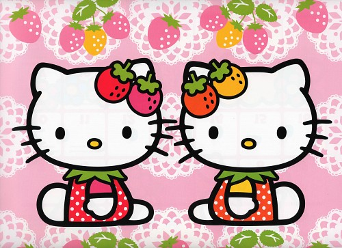 Sanrio, Hello Kitty (Series), Mimmy White