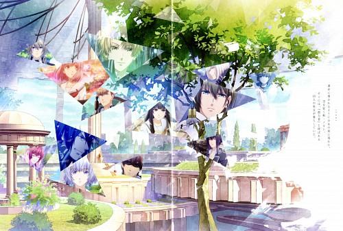 Orange (Studio), Kinema Citrus, NORN9, Sorata Suzuhara, Ron Muroboshi