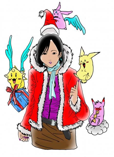 OLM Digital Inc, Nintendo, Tsubasa Reservoir Chronicle, Pokémon, Moogle