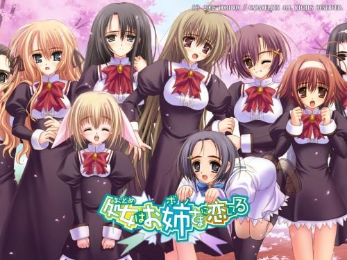 Caramel Box, Otome wa Boku ni Koishiteru, Kei Takanashi (Otome wa Boku), Mariya Mikado, Yukari Kamioka