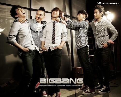 T.O.P., G-Dragon, Daesung, BIGBANG, Seungri