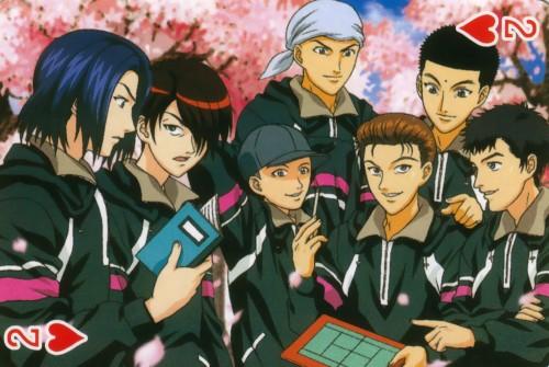Takeshi Konomi, J.C. Staff, Prince of Tennis, Akira Kamio, Tetsu Ishida