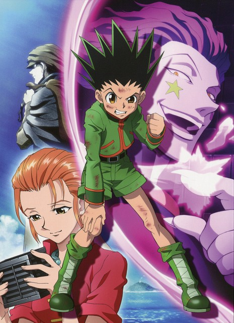 Yoshihiro Togashi, Hunter x Hunter, Mito Freecss, Ging Freecss, Hisoka