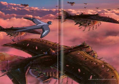 Studio Ghibli, Howl's Moving Castle, The Art of Howl's Moving Castle, Howl Jenkins