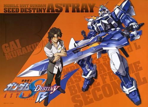 Sunrise (Studio), Mobile Suit Gundam SEED Astray, Gai Murakumo