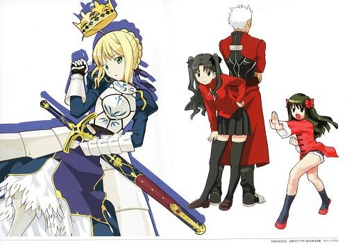 Eri Takenashi, TYPE-MOON, Shingetsutan Tsukihime, Fate/stay night, Archer (Fate/stay night)