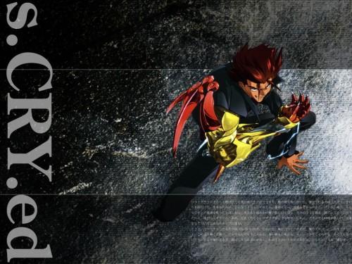 s-CRY-ed, Kazuma (s-CRY-ed) Wallpaper