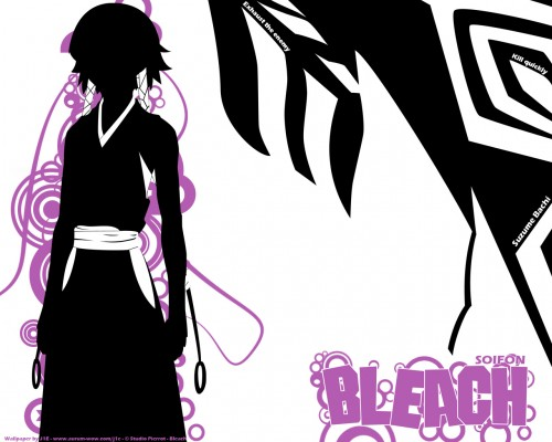 Kubo Tite, Studio Pierrot, Bleach, Soi Fong, Vector Art Wallpaper