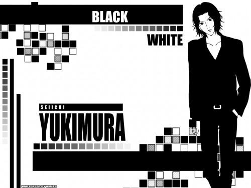 Takeshi Konomi, J.C. Staff, Prince of Tennis, Seiichi Yukimura Wallpaper