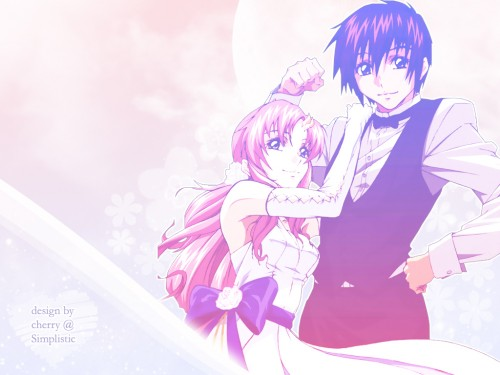 Sunrise (Studio), Mobile Suit Gundam SEED Destiny, Kira Yamato, Lacus Clyne Wallpaper