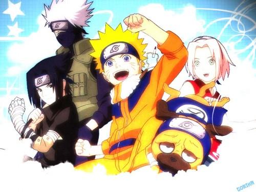 Masashi Kishimoto, Studio Pierrot, Naruto, Kakashi Hatake, Sasuke Uchiha Wallpaper