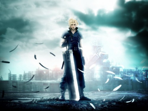 Square Enix, Final Fantasy VII: Crisis Core, Final Fantasy VII, Cloud Strife Wallpaper