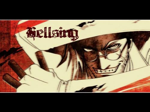 Geneon/Pioneer, Hellsing, Alexander Anderson, Utensils Wallpaper