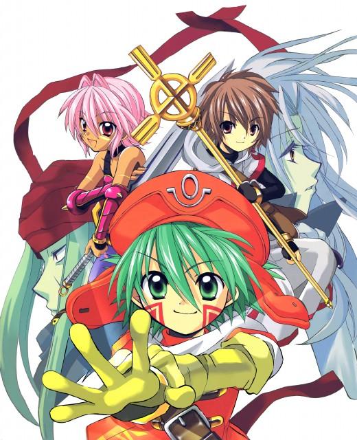 Rei Izumi, .hack//ZERO, .hack//Legend of the Twilight, Sora (.hack), Shugo Kunisaki