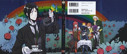 Yana Toboso, Kuroshitsuji, Nijishitsuji Rainbow Butler 2 - Comic Anthology, Ciel Phantomhive, Sebastian Michaelis