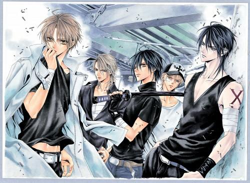 Hotaru Odagiri, J.C. Staff, Uragiri wa Boku no Namae wo Shitteiru, Sairi Shinmei, Yuki Giou