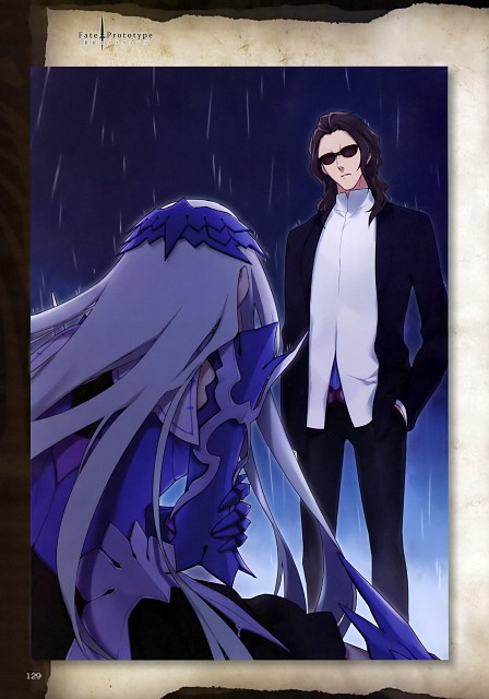 Nakahara, TYPE-MOON, Fate/Prototype, Nigel Sayward, Brynhild