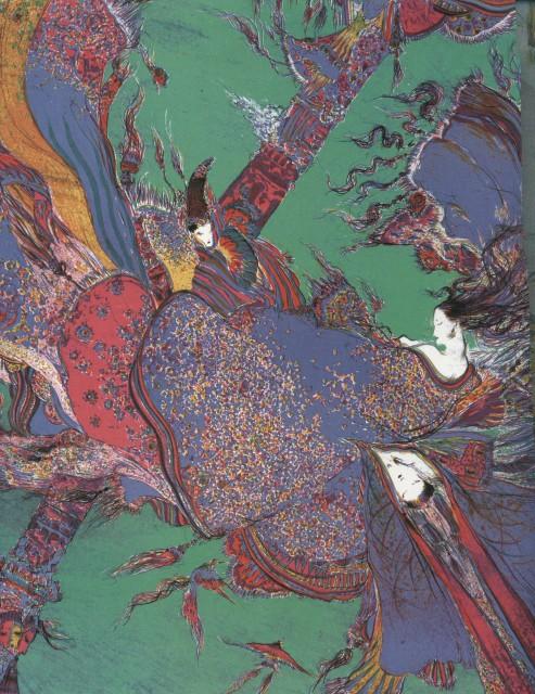 Yoshitaka Amano, Amano: The Complete Prints