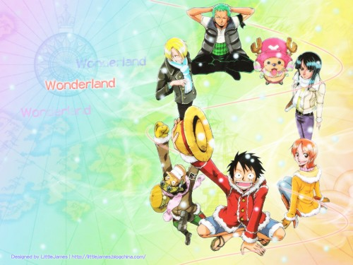 Eiichiro Oda, Toei Animation, One Piece, Tony Tony Chopper, Usopp Wallpaper