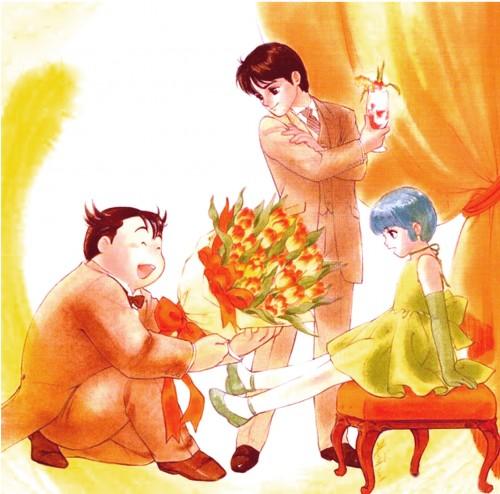 Akemi Takada, Studio Pierrot, Creamy Mami, Yu Morisawa, Midori Kisaragi